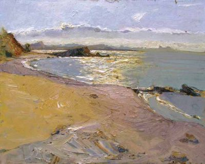 Igor Shipilin - Beach in Vyazovaya