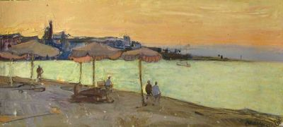 Igor Shipilin - Sunset at Omega Beach