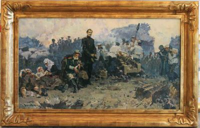 Lev Vitkovsky - Defense of Sevastopol