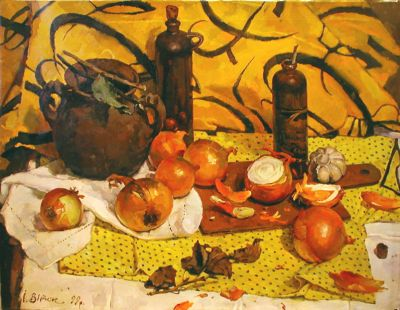 Select Sold Works: Ivan Vityuk - Onion Symphony