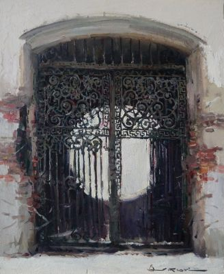 Ivan Vityuk - Old Gate