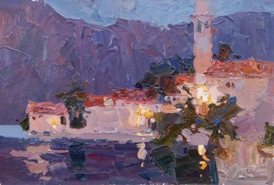 Select Sold Works: Daniil Volkov - Evening 2