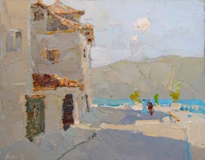 Select Sold Works: Daniil Volkov - Beautiful Day