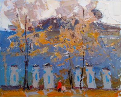 Daniil Volkov - Autumn in the Park