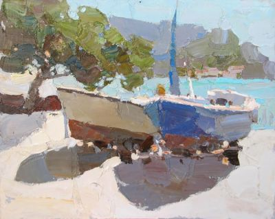 Select Sold Works: Daniil Volkov - Sunny Day 2
