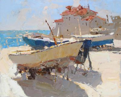 Select Sold Works: Daniil Volkov - Sunny Day