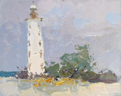 Daniil Volkov - Old Lighthouse