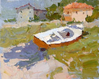 Select Sold Works: Daniil Volkov - On the Shore