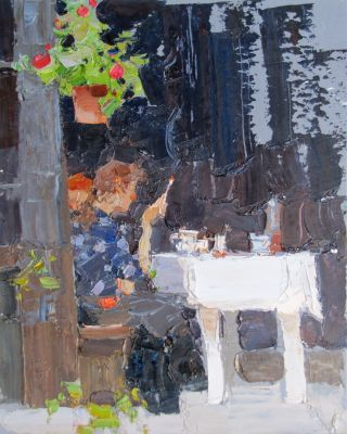 Select Sold Works: Daniil Volkov - Tea