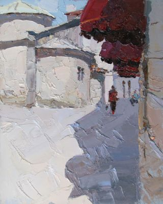 Select Sold Works: Daniil Volkov - Southern Shadow