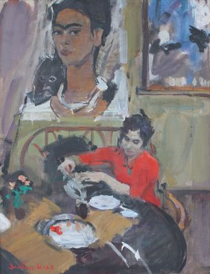 New Works - Cafe Frida