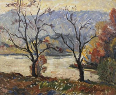 Albert Anni - November Lake, 1960