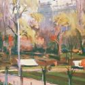 Valentin Sizikov - Spring in the Park