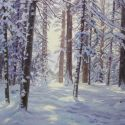 Gennadi Kirichenko - Winter Morning
