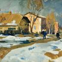 Konstantin Lomykin - Early Snow