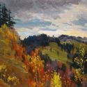 Vladimir Masik - Autumn in the Mountains