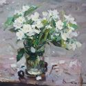 Select Sold Works: Ivan Vityuk - Bouquet for Beloved