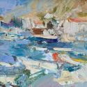 New Works - Harbor Study