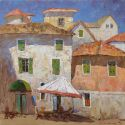 Victoria Kalaichi - In the Old Town