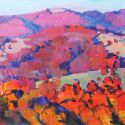 Sergei  Kondratyuk - Autumn in the Mountains