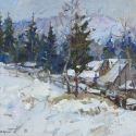 Sergei Kovalenko - Winter Day