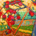 Pavel Lazarev - Apple Tree