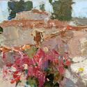 Select Sold Works: Daniil Volkov - Flowering Bush