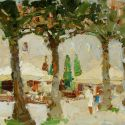 Select Sold Works: Daniil Volkov - cVOLKO 139 Montenegro Afternoon
