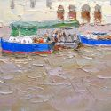Select Sold Works: Daniil Volkov - Boats