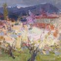 Select Sold Works: Daniil Volkov - Spring in Crimea