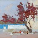 Select Sold Works: Daniil Volkov - Seaside Boulevard