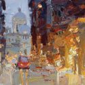 Daniil Volkov - Evening in the City