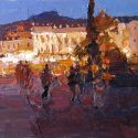 Select Sold Works: Daniil Volkov - Summer Evening