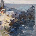 Select Sold Works: Daniil Volkov - Spring at Sea