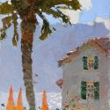Daniil Volkov - Under the Palm Tree