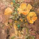 Tuman Zhumabaev - Yellow Flowers